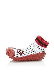 Skidders Houston Astros Shoe Socks (White)