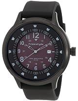 Freestyle Men's FS84985 Ranger Field Case with Push-Button Light Watch