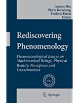 Rediscovering Phenomenology: Phenomenological Essays on Mathematical Beings, Physical Reality, Perception and Consciousness (Phaenomenologica)