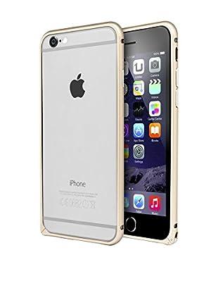 Unotec Hülle Aluminium iPhone 6 Plus/6S Plus goldfarben