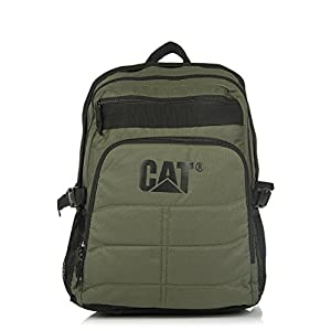 15.6 Inches Millennial Army Green Backpack Advanced