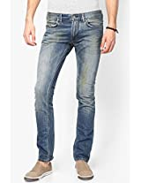 Blue Slim Fit Jeans French Connection