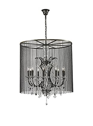CDI Furniture Medium Vaille Crystal Chandelier