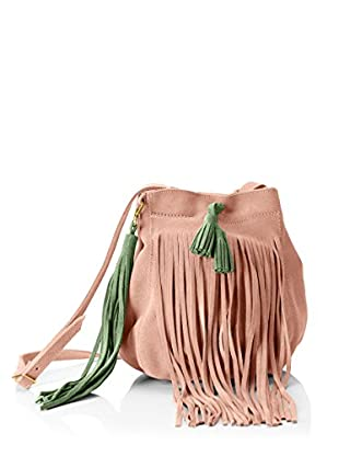 TITI COUTURE Umhängetasche Fringed