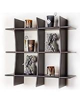 Decorative Floating Wall shelf , book rack