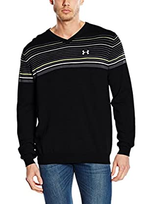 Under Armour Jersey V Chest Stripe
