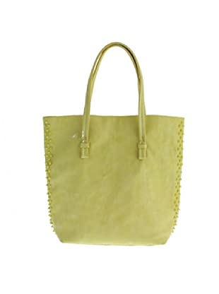 NAF NAF Tote Bag Esther (Gelb)