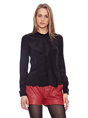 Pepe Jeans London Blusa Queen (Negro)