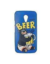 Beer Hug Moto G2 Case