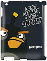 Gear4 Angry Birds Case for iPad 3, Black Bird (IPAB302G)