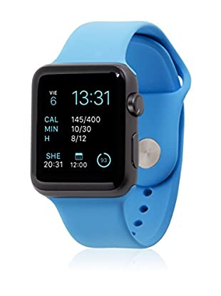 Unotec  Armband Sport Apple Watch 42 mm blau