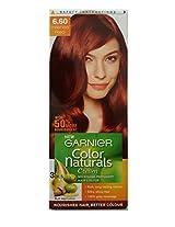 Garnier Color Naturals Regular Pack, Intense Red,70ml+40g