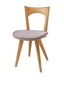 AKMD Howard Chair (Multi/Oak)