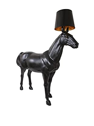 Stilnovo Lifesize Ramsay Floor Lamp, Black
