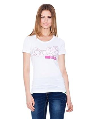 Gio Goi Camiseta Twostep (blanco)
