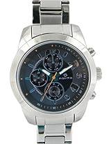 Maxima Attivo Analog Black Dial Men's Watch - 27142CMGI