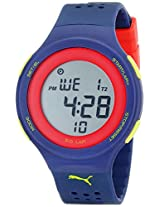 PUMA Men's PU911011005 FAAS Digital Watch
