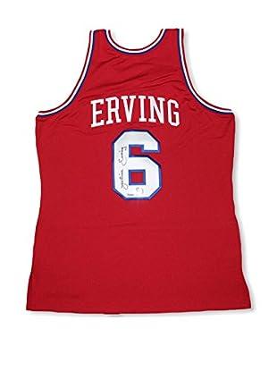Steiner Sports Memorabilia Julius Erving Signed 82/83 Philadelphia 76ers Authentic Jersey