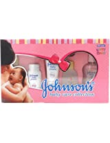 Johnsons Baby Care Gift Set Premium Collection (Unisex)