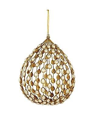 Sage & Co. Pearl Ball Ornament