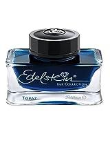Edelstein Ink 50ml Topaz Blue by Pelikan