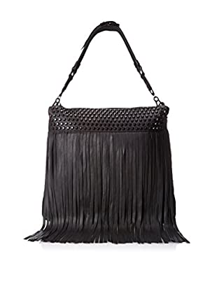 ASH Women's Zappa Cross-Body, Black with Black Matte