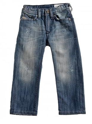 Diesel Kid Jeans Viker (Denimblau)