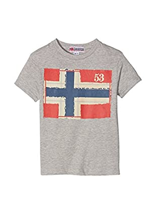 GEOGRAPHICAL NORWAY T-Shirt Col Rond