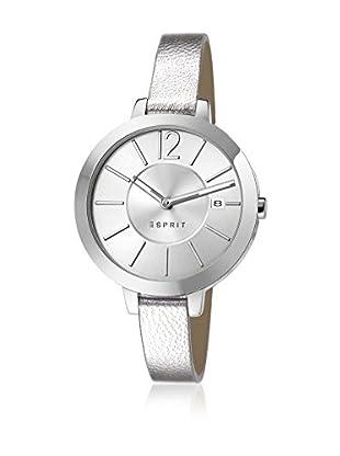 Esprit Reloj de cuarzo Woman Plateado 34 mm