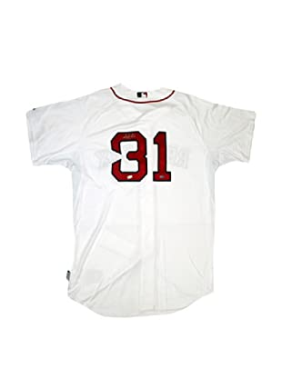 Steiner Sports Memorabilia Jon Lester Signed Red Sox Authentic Jersey