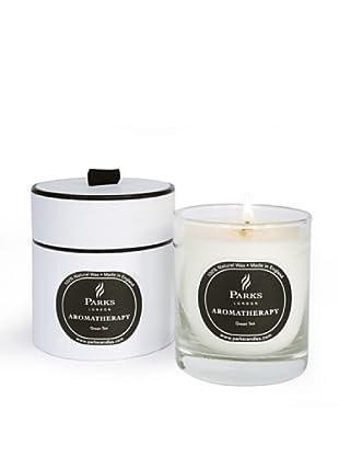Parks London Duftkerze Black Magic Lavender Honeysuckle Lilac Hyacinth Pear Orange green Tea