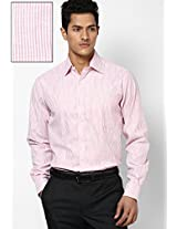 Striped Red Formal Shirt Copperline