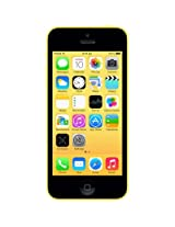 Apple iPhone 5c (Yellow, 8GB)