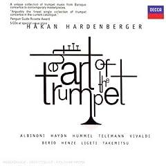 輸入盤CD ハーデンベルガー(トランペット) アート・オブ・トランペット(4枚組)のAmazonの商品頁を開く