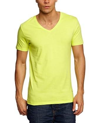 Villain Camiseta Harold (Amarillo)