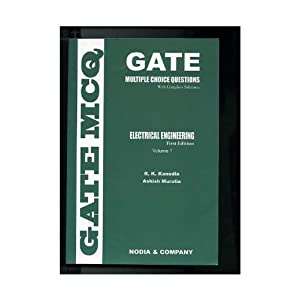 GATE Multiple Choice Questions Electrical Engineering Vol. 1 PB