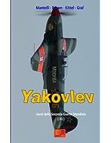 Yakovlev: Volume 31 (Aerei della Seconda Guerra Mondiale)