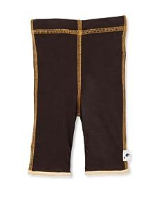 So Rad Kid's Knit Bermudas (Brown)