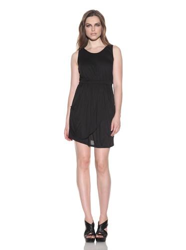under.ligne by Doo.Ri Women's Fly Away Tank Dress (Black)