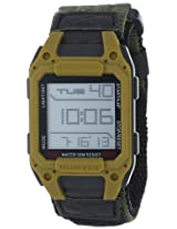HUMVEE HMV-W-RCN-OD Digital Recon Watch with Olive Nylon Strap