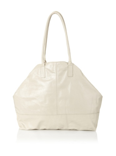 Latico Women's Baker Tucked-In Tote (Putty)