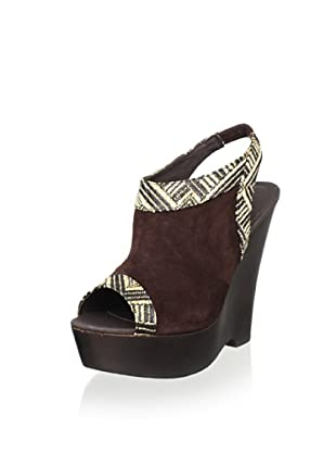 Australia Luxe Collective Women's Destoto Wedges (Brown)