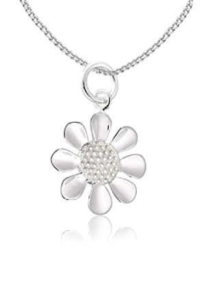 Tuscany Collar con Colgante Flor 46 cm
