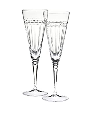 Wedgwood Vera Wang With Love Set of 2 Toasting Flutes