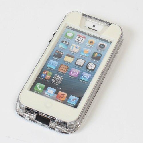 iPhone 5用防水ケース「V-Lock3(IPWP5VWH/IPWP5VLK)」
