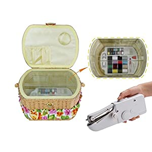 Michley Lil' Sew & Sew LSS-339 Portable Sewing Machine