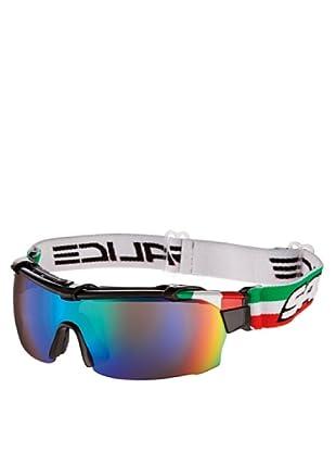 salice occhiali Skimaske schwarz