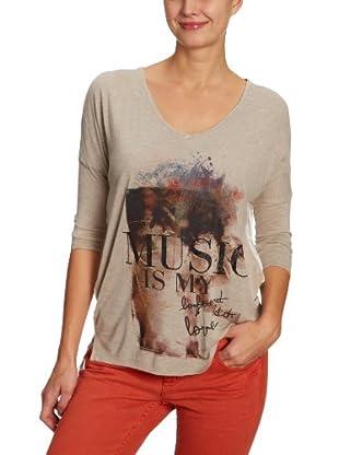 ONLY T-Shirt (Elfenbein)