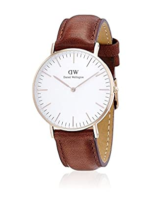Daniel Wellington Reloj con movimiento cuarzo japonés Woman St Andrews 36 mm