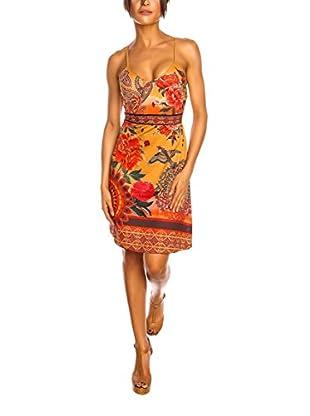 Spring Style Kleid Carmen